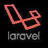 laravel-logo-white